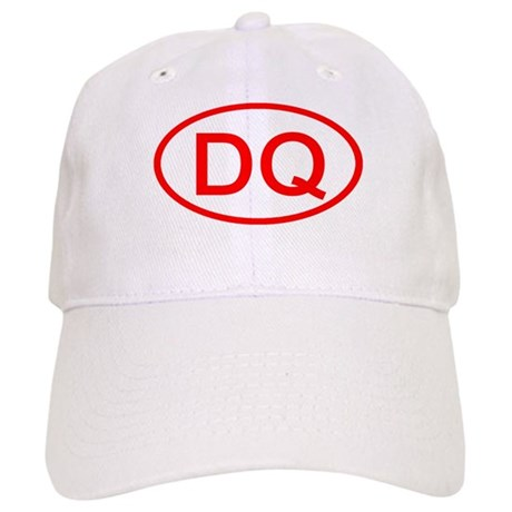 DQ Oval (Red) Cap