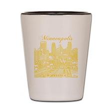 Minneapolis_10x10_Downtown_Yellow Shot Glass
