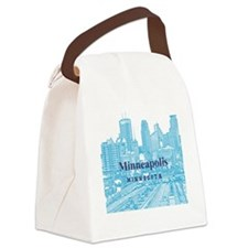 Minneapolis_10X10_v1_Downtown_Blu Canvas Lunch Bag
