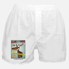 Goats Gone Wild Boxer Shorts
