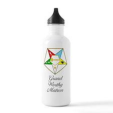 Grand Worthy Matron Jo Water Bottle
