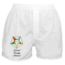 Grand Worthy Matron Journal Boxer Shorts