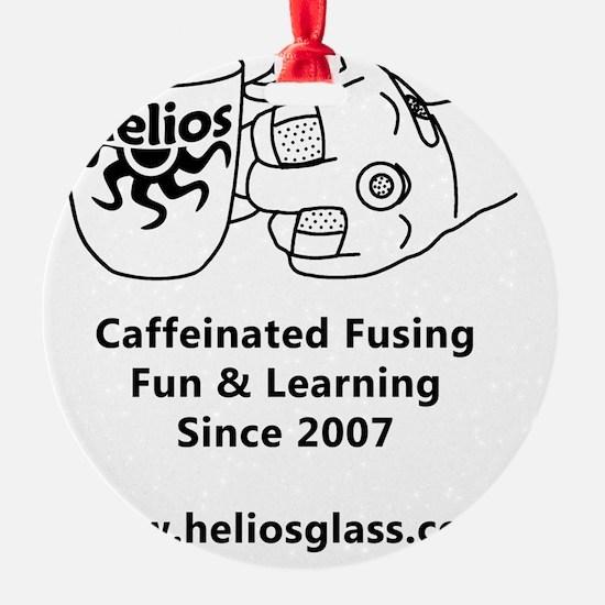Caffeine Ornament