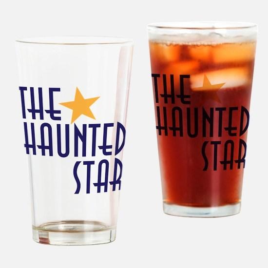 haunted star Drinking Glass