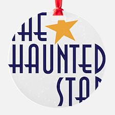 haunted star Ornament