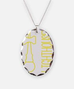 yellow Lighthouse 2 Necklace