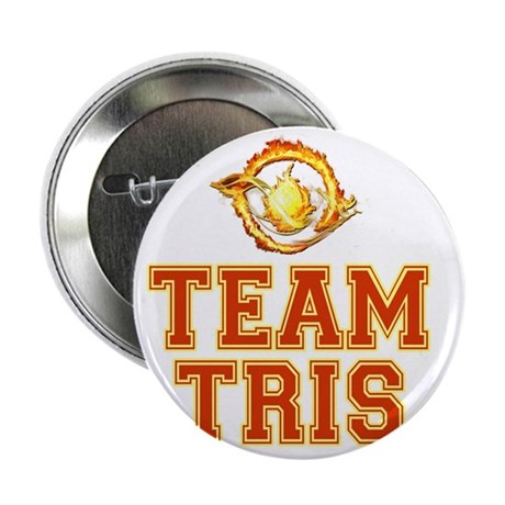 "Team Tris Divergent 2.25"" Button"