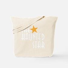 haunted star Tote Bag