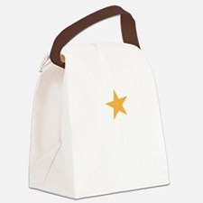 haunted star Canvas Lunch Bag