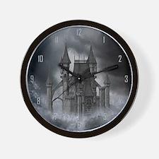 dc_wooden  Wall Clock