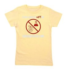 Not Grown In A Lab Girl's Tee