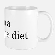 Cantaloupe diet Mug