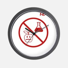 Not Grown In A Lab Wall Clock