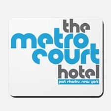 metro court Mousepad