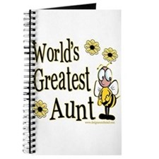 Aunt Bumble Bee Journal