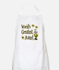 Aunt Bumble Bee BBQ Apron