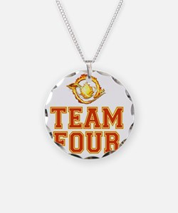 Team Four Divergent Necklace