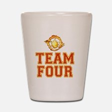 Team Four Divergent Shot Glass