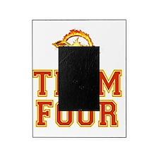 Team Four Divergent Picture Frame