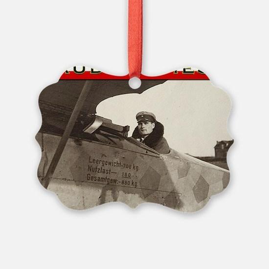 Rudolf Hess Ornament