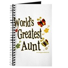 Aunt Butterflies Journal