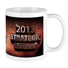 2103 Strategic retreat Small Mug