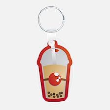 Bubble Tea Keychains