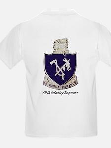 Kids T-Shirt w. 179th Crest