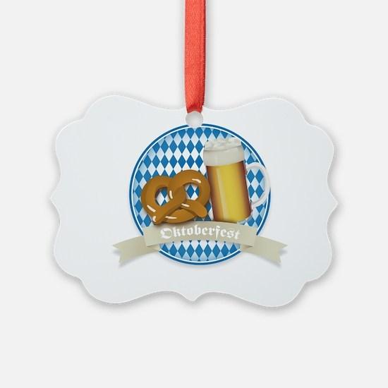 Oktoberfest Germany Ornament