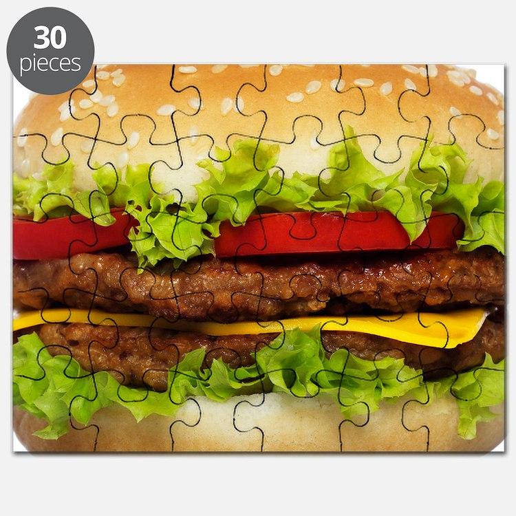 Burger Me Puzzle