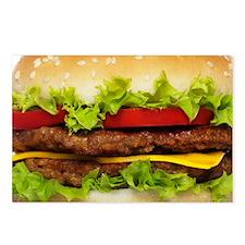 Burger Me Postcards (Package of 8)