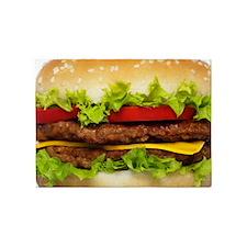 Burger Me 5'x7'Area Rug