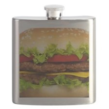 Burger Me Flask