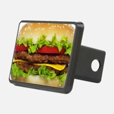 Burger Me Hitch Cover