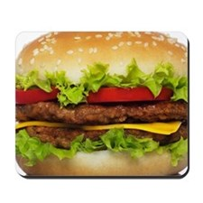 Burger Me Mousepad