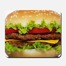 Burger Me Mousepad