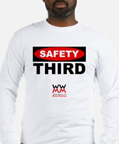 Safety Third Long Sleeve T-Shirt
