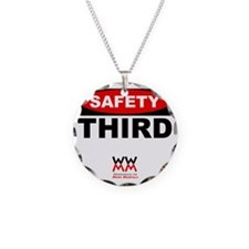 Safety Third Necklace