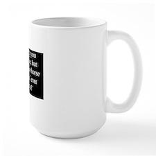 The Horse I rode in on Mug