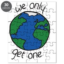 one earth Puzzle