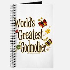 Godmother Butterflies Journal
