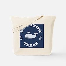 souv-whale-houston-BUT Tote Bag