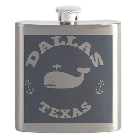 souv-whale-dallas-BUT Flask