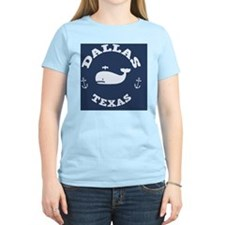 souv-whale-dallas-BUT T-Shirt