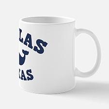 souv-whale-dallas-CAP Mug
