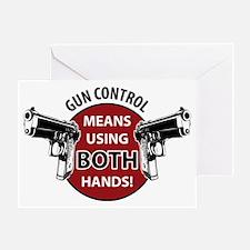 Gen Control Greeting Card