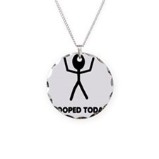 I Pooped Today Necklace