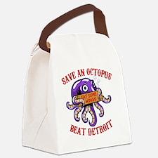 Anaheim Hockey Shirt Canvas Lunch Bag
