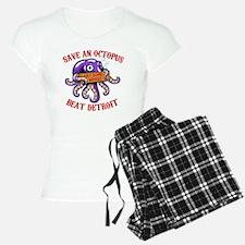 Anaheim Hockey Shirt Pajamas
