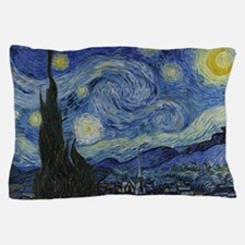 Vincent Van Gogh Starry Night Pillow Case